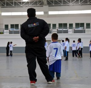 INICIA ACTIVIDADES ESCUELA DE FUTBOL PARA NIÑAS Y NIÑOS CON DISCAPACIDAD