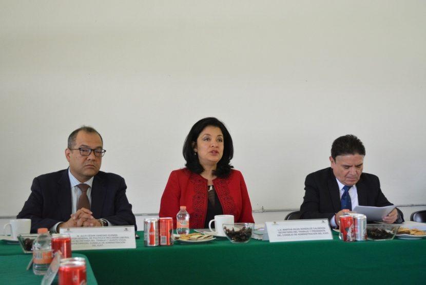 MEJORA GOBIERNO DEL EDOMÉX CAPACITACIÓN PARA Y EN EL TRABAJO QUE OFRECE EL ICATI