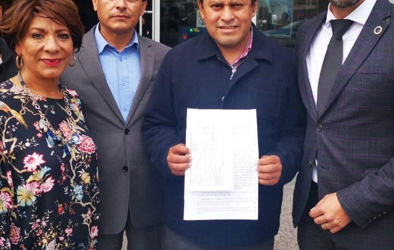 INTERPONEN AMPARO CONTRA DESINCORPORACIÓN DEL RELLENO SANITARIO Y CENTRO DE CONVENCIONES DE TLALNEPANTLA