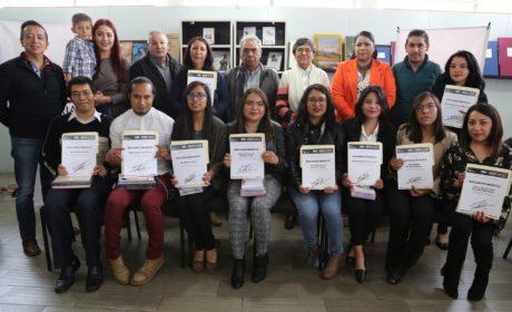 REALIZAN JÓVENES MEXIQUENSES SERVICIO A LA SOCIEDAD CON FOMENTO A LA LECTURA