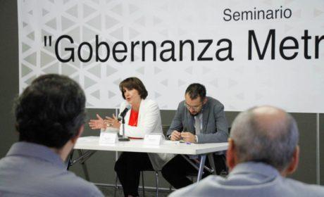 IMPULSAR NUEVAS REGLAS PARA LAS ZONAS METROPOLITANAS DEL PAÍS