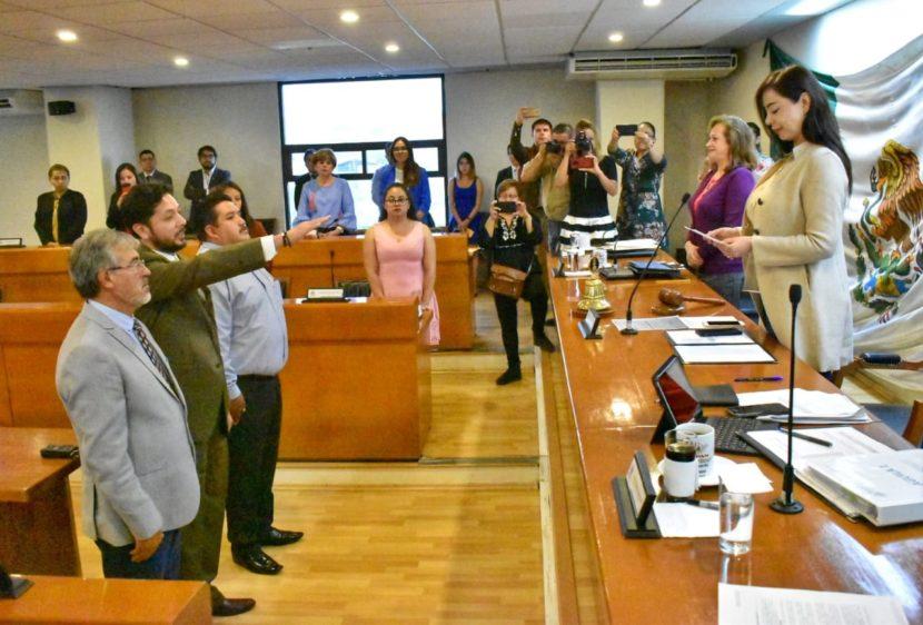 NOMBRAN AL SECRETARIO TÉCNICO DEL CONSEJO MUNICIPAL DE SEGURIDAD DE NAUCALPAN