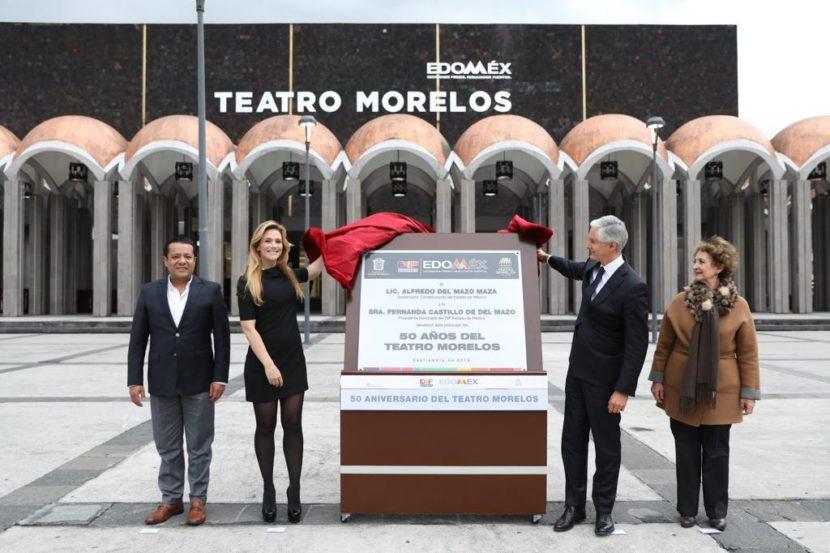 CELEBRA TEATRO MORELOS 50 ANIVERSARIO CON CONCIERTO SINFÓNICO