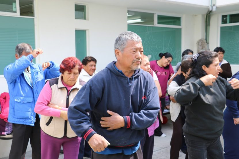 CONTRIBUYEN MÁS DE MIL GRUPOS DE AYUDA MUTUA DEL ISEM A CONTROLAR DIABETES