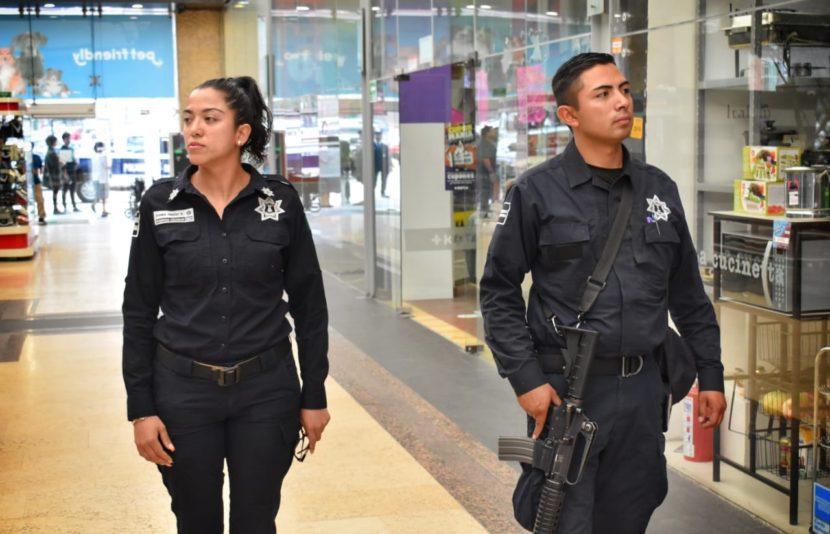 REALIZA NAUCALPAN OPERATIVO EN ZONAS COMERCIALES