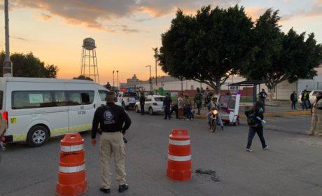 ASEGURAN A 48 PERSONAS MEDIANTE OPERATIVO SIMULTANEO EN CHICOLOAPAN, CHIMALHUACÁN E IXTAPALUCA