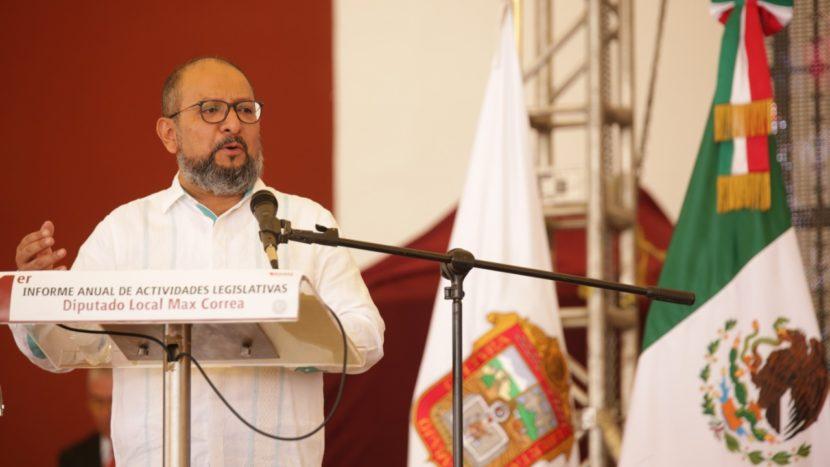 GRACIAS A MORENA, LA LEGISLATURA MEXIQUENSE NO SE SOMETE AL GOBERNADOR