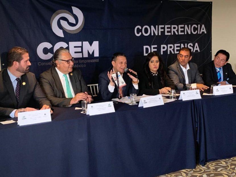 COORDINA EDOMÉX TRABAJO CON EMPRESARIOS PARA GARANTIZAR LEGALIDAD DE VERIFICACIONES