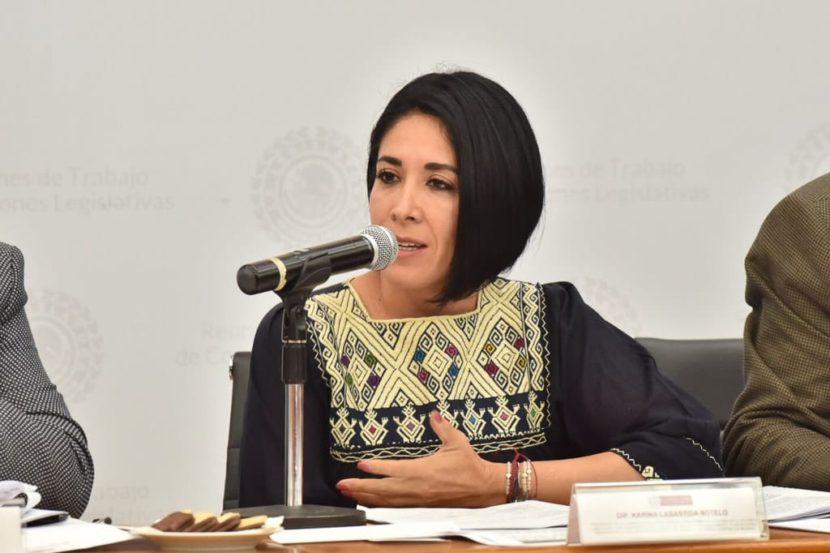 HAY DESDÉN DE ALCALDES POR ASISTIR A REUNIONES CONTRA FEMINICIDIO; KARINA LABASTIDA
