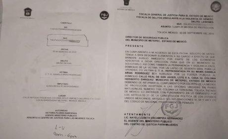 DENUNCIAN CASO DE PRESUNTO ABUSO SEXUAL EN KÍNDER DE METEPEC
