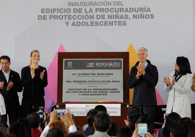 NUEVO EDIFICIO DE LA PROCURADURÍA DE PROTECCIÓN DE NIÑAS, NIÑOS Y ADOLESCENTES