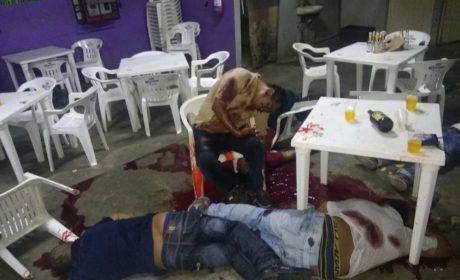 COMANDO ARMADO EJECUTA A CINCO EN TABASCO