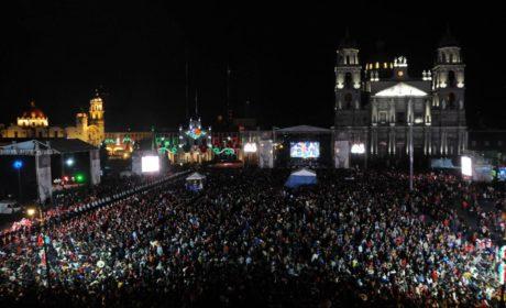 FESTEJAN MILES DE FAMILIAS MEXIQUENSES EL 209 ANIVERSARIO DE LA INDEPENDENCIA
