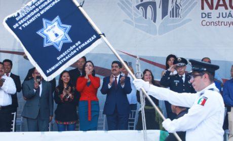 REFRENDA PATRICIA DURÁN COMPROMISO POR UNA NUEVA POLICÍA