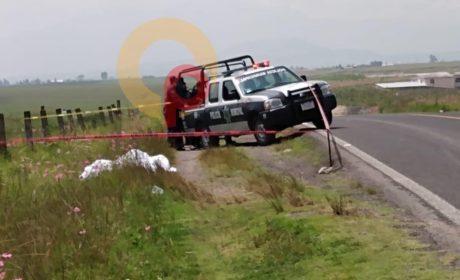 HALLAN CADÁVER CON IMPACTOS DE BALA EN ALMOLOYA DE JUÁREZ
