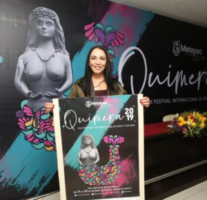 "DAN A CONOCER PROGRAMA DEL FESTIVAL INTERNACIONAL ""QUIMERA 2019"