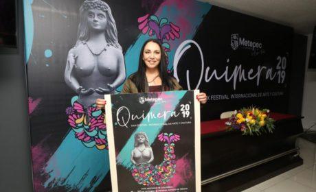 "DAN A CONOCER PROGRAMA DEL FESTIVAL INTERNACIONAL ""QUIMERA 2019″"
