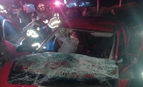 CHOQUE EN LA TOLUCA-TEMASCALTEPEC DEJA UN MUERTO Y TRES HERIDOS