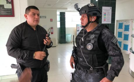 ATIENDEN AMENAZA DE BOMBA EN EL IMSS DE CUAUTITLÁN