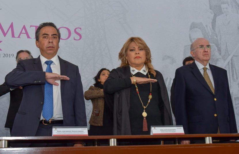 CONMEMORAN 50 ANIVERSARIO LUCTUOSO DEL EXPRESIDENTE ADOLFO LÓPEZ MATEOS