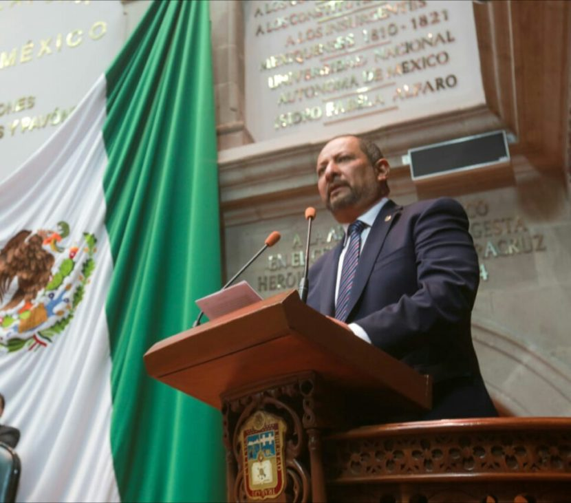 NUEVA LEY DE PROTECCIÓN CIVIL PROPONE MAX CORREA