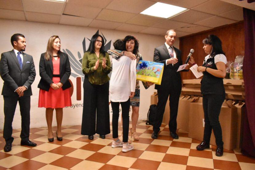 BRINDA DIF NAUCALPAN APOYO A MADRES ADOLESCENTES