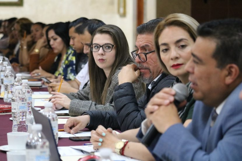 COORDINA EDOMÉX ESTRATEGIAS DE COMBATE A LA VIOLENCIA DE GÉNERO DESDE EL NÚCLEO FAMILIAR