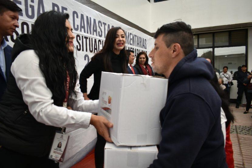 COMBATE NAUCALPAN REZAGO ALIMENTARIO