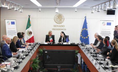 MÉXICO, ALIADO PERMANENTE DE LA UNIÓN EUROPEA