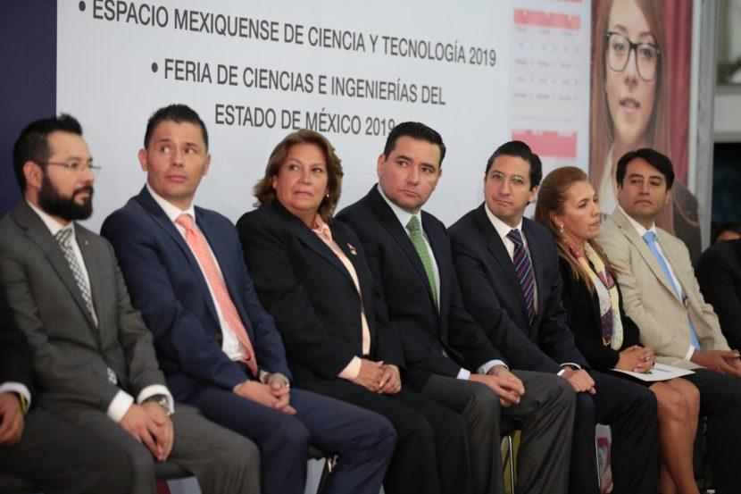 INAUGURAN ESPACIO MEXIQUENSE DE CIENCIA Y TECNOLOGÍA