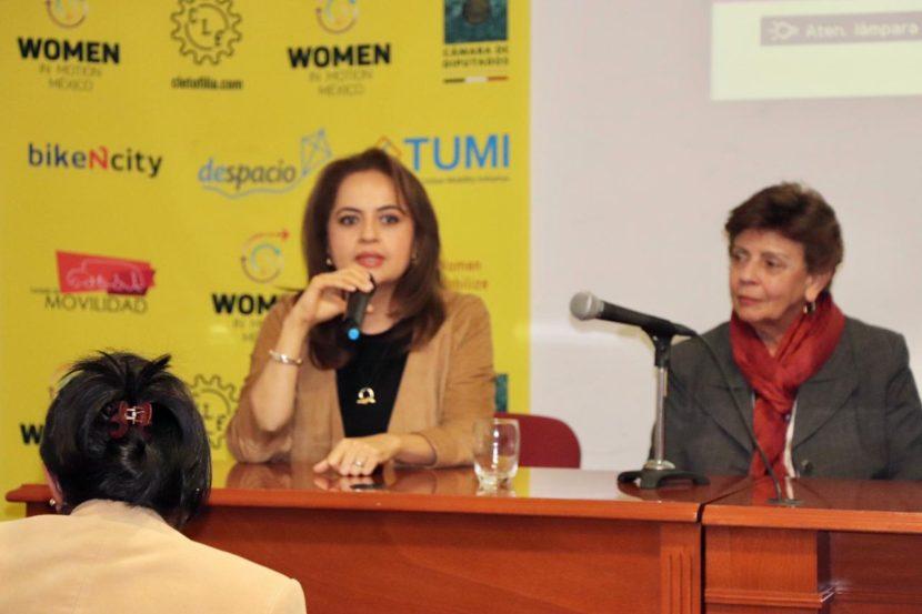 ANA LILIA HERRERA AL CONSEJO ASESOR DE WOMEN IN MOTION MEXICO