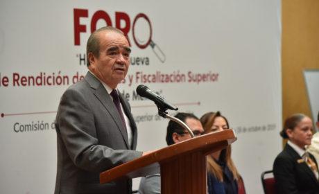 VA 60 LEGISLATURA POR UNA REFORMA CONTUNDENTE EN MATERIA DE FISCALIZACIÓN: MAURILIO HERNÁNDEZ Y TANECH SÁNCHEZ