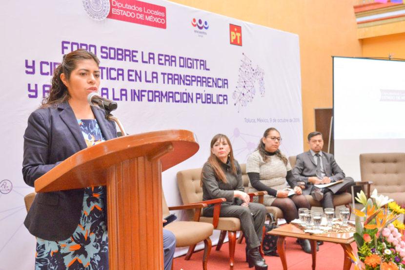 LLAMA JULIETA VILLALPANDO A INVOLUCRARSE EN EL USO RESPONSABLE DE INTERNET
