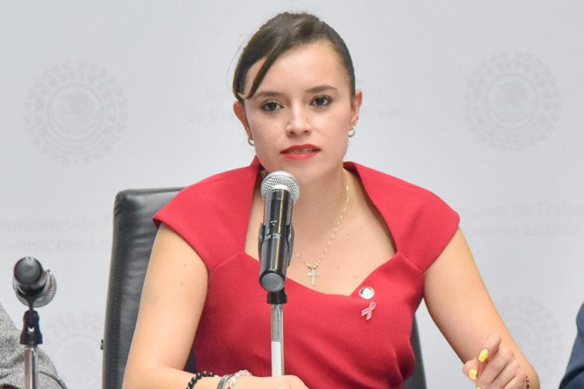 PRESENTA MARIANA URIBE LA AGENDA LEGISLATIVA PARA LA IGUALDAD SUSTANTIVA