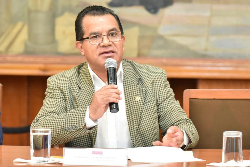 LOS BOSQUES, PRIORIDAD PÚBLICA: MARGARITO GONZÁLEZ