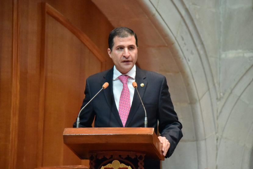 PROPONE JUAN MACCISE DECLARAR AL 2020 «AÑO DEL 80 ANIVERSARIO LUCTUOSO DE ANDRÉS MOLINA ENRÍQUEZ»