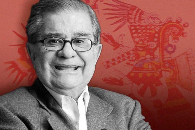 MURIÓ EL FILÓSOFO E HISTORIADOR MIGUEL LEÓN PORTILLA