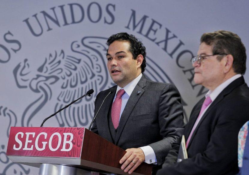 ACUERDAN ALCALDES CON LA SEGOB ESTABLECER MESA DE DIÁLOGO