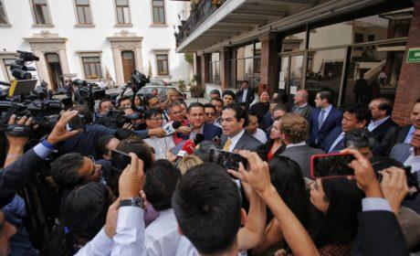 GOBIERNO FEDERAL ROMPE DIÁLOGO CON ALCALDES DEL PAÍS