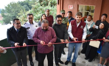 GOBIERNO DE NAUCALPAN INAUGURA CONSULTORIO DENTAL EN TEPATLAXCO