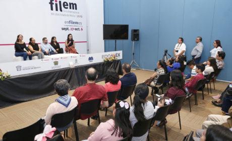 EN EL MARCO DE LA FILEM UAEM PRESENTÓ LIBRO «NARRAR LA CIENCIA: UNA MIRADA DESDE EL PERIODISMO»