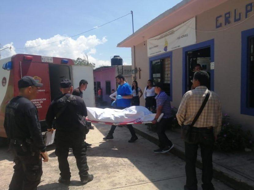 HALLAN SIN VIDA A 2  HOMBRES EN CENTRO DE REHABILITACIÓN EN LUVIANOS