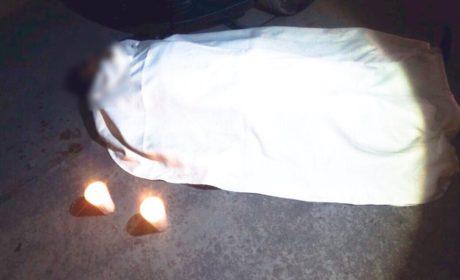 FESTEJO PATRONAL TERMINA EN TRAGEDIA EN ALMOLOYA DE JUÁREZ
