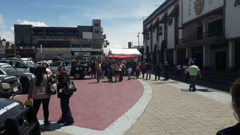 CON AMENAZA DE BOMBA, INTIMIDAN A EDIL DE ECATEPEC