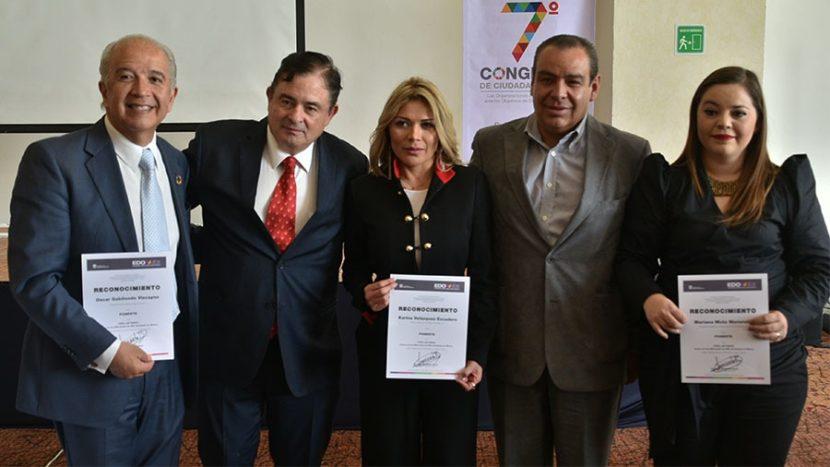 AVANZAN ACCIONES EN FAVOR DE ASOCIACIONES CIVILES DE ATIZAPÁN