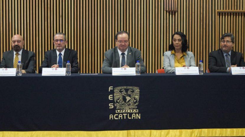 FIRMAN FACULTADES DE ESTUDIOS SUPERIORES DE LA UNAM Y FISCALÍA MEXIQUENSE CONVENIO DE COLABORACIÓN