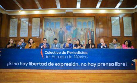 LEY DE PROTECCIÓN A PERIODISTAS SALDRÍA ESTE AÑO: MAURILIO HERNÁNDEZ
