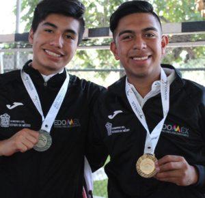 SUMAN MEXIQUENSES MÁS METALES EN LA PARALIMPIADA NACIONAL 2019