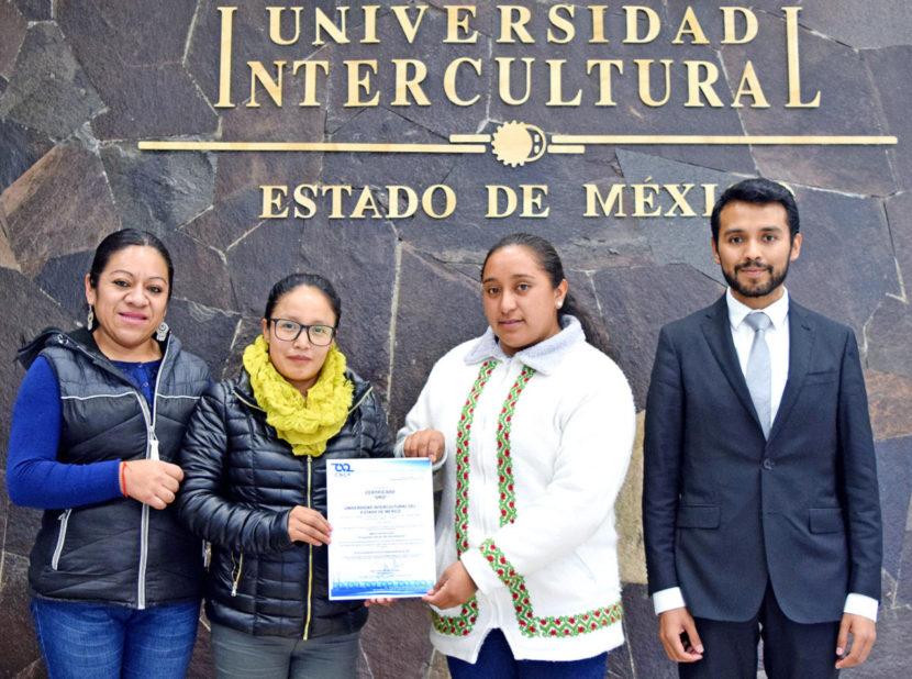 RECIBE UNIVERSIDAD INTERCULTURAL CERTIFICACIÓN EN IGUALDAD LABORAL Y NO DISCRIMINACIÓN