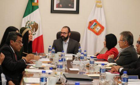 CELEBRAN MUNICIPIOS Y GOBIERNO ESTATAL MESA DE TRABAJO PARA ATENDER ALERTA POR DESAPARICIÓN